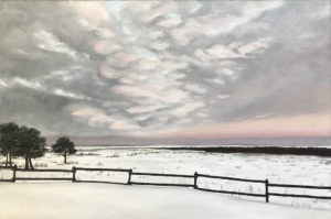 """õlimaal """"Pärnu rannas"""" (2018)"""